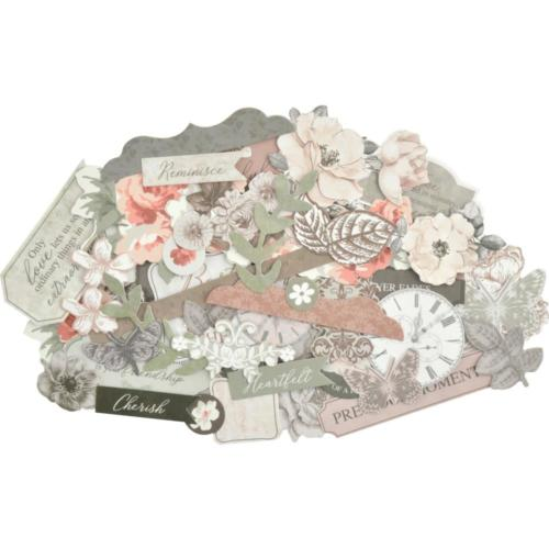 Kaisercraft - Chipboard ROSABELLA