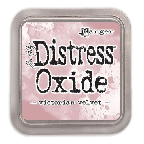 Encre Distress Oxide - VICTORIAN VELVET Ranger Ink by Tim Holtz