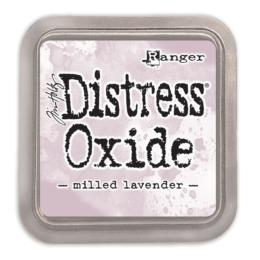 Encre Distress Oxide - MILLED LAVENDER Ranger Ink by Tim Holtz