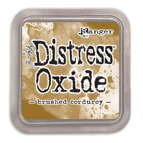 Encre Distress Oxide - BRUSHED CORDUROY Ranger Ink by Tim Holtz
