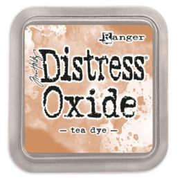 Encre Distress Oxide - TEA DYE Ranger Ink by Tim Holtz