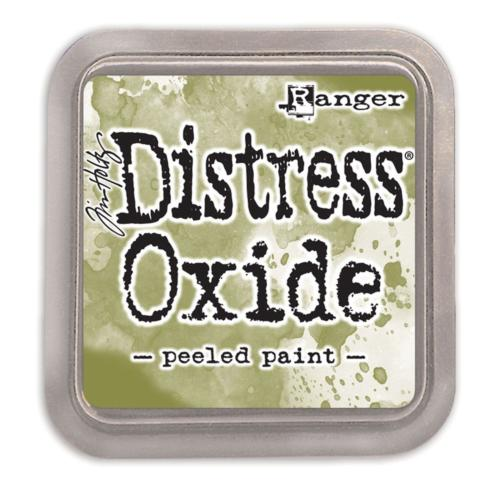 Encre Distress Oxide - PEELED PAINT Ranger Ink by Tim Holtz