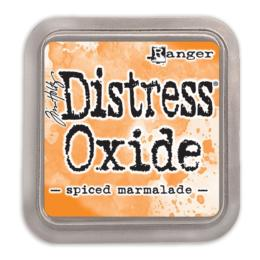 Encre Distress Oxide - SPICED MARMALADE Ranger Ink by Tim Holtz