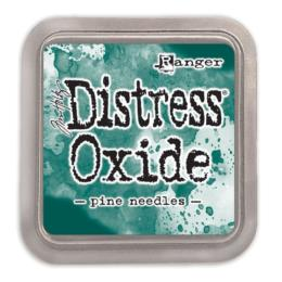 Encre Distress Oxide - PINE NEEDLES Ranger Ink by Tim Holtz