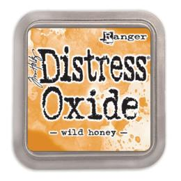 Encre Distress Oxide - WILD HONEY Ranger Ink by Tim Holtz