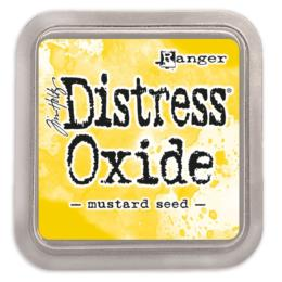 Encre Distress Oxide - MUSTARD SEED Ranger Ink by Tim Holtz
