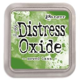 Encre Distress Oxide - MOWED LAWN Ranger Ink by Tim Holtz