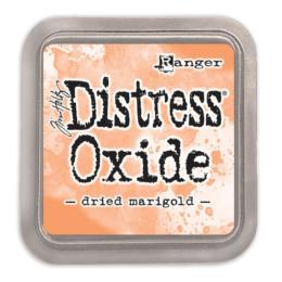 Encre Distress Oxide - DRIED MARIGOLD Ranger Ink by Tim Holtz