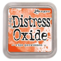 Encre Distress Oxide - RIPE PERSIMMON Ranger Ink by Tim Holtz