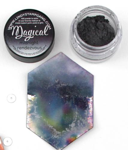 Lindy's Stamp Gang - MIDNIGHT RENDEZ VOUS - Magical