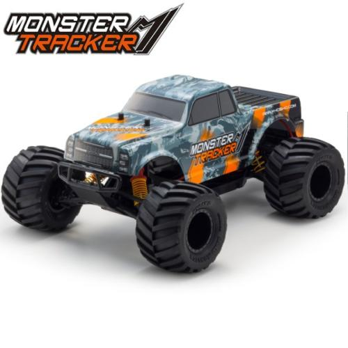 MONSTER TRACKER 1/10ème RTR 4X2  - KYOSHO