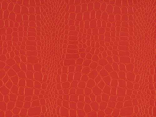 50x69 - Papier Skivertex CROCO ORANGE