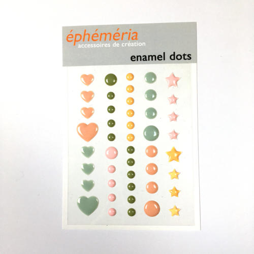 SOKAI - Enamel Dots SO'SPECIAL
