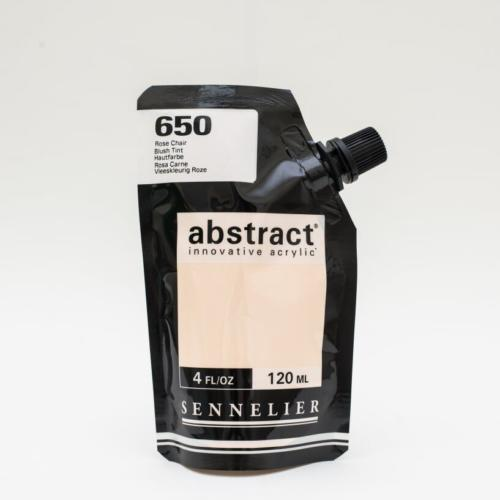 Peinture Acrylique ABSTRACT - 650 Rose Chair 120ml