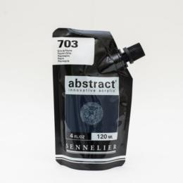 Peinture Acrylique ABSTRACT - 703 Gris de Payne 120ml