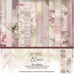 Lorelai Design - LE KIT Pack Collection BLOOM