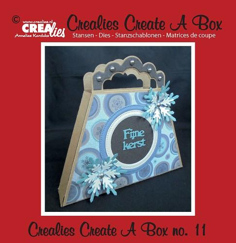 Dies Crealies - Create A Box N°11