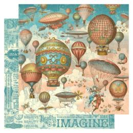 Graphic 45 - Imagine Collection - Up and Away