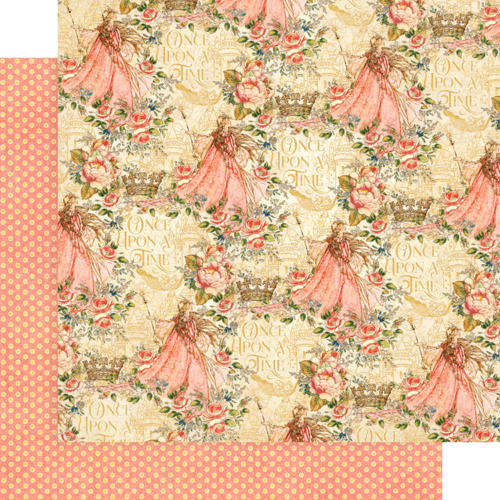 Graphic 45 - Princess Collection - Belle of The Ball