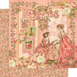 Graphic 45 - Princess Collection - Princess