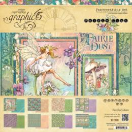 Graphic 45 - Fairie Dust - COLLECTION PACK