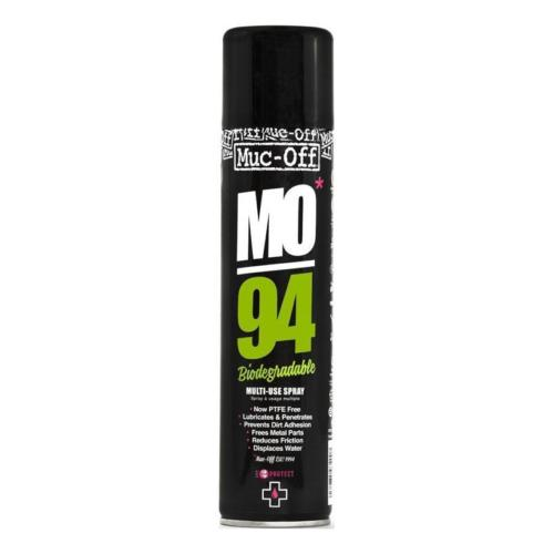 Lubrifiant / Dégrippant MUC-OFF MO94 Biodégradable (400ml)
