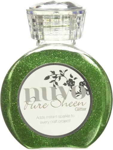 Paillettes Glitter - VERTE GREEN MEADOW - NUVO