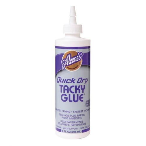 QUICK DRY TACKY GLUE Colle Blanche 236ml