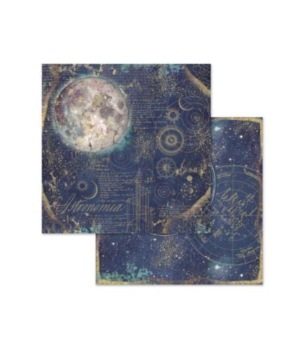 STAMPERIA - Collection COSMOS - Astral  papier 30x30