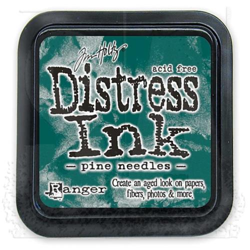 Encre Distress - PINE NEEDLES Ranger Ink by Tim Holtz