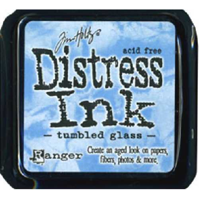 Encre Distress - TUMBLED GLASS Ranger Ink by Tim Holtz
