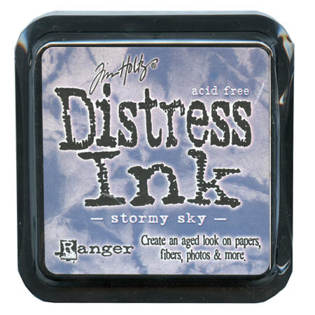 Encre Distress - STORMY SKY Ranger Ink by Tim Holtz