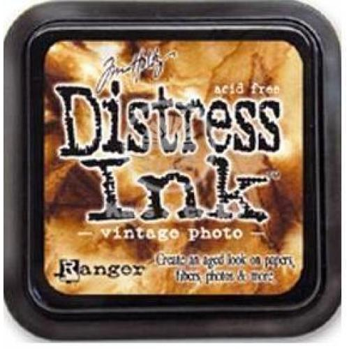 Encre Distress - VINTAGE PHOTO Ranger Ink by Tim Holtz